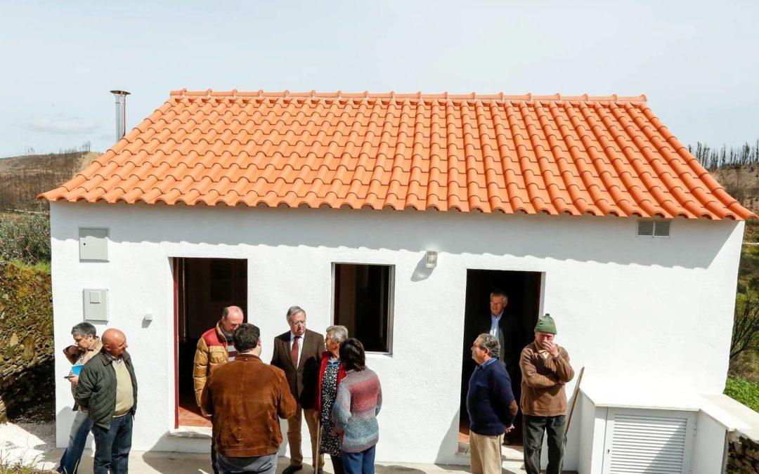 Incêndios: Cáritas de Portalegre-Castelo Branco entregou habitação recuperada em Aldeia do Mato