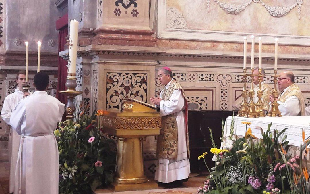 Homilia do bispo de Santarém no Domingo da Páscoa da Ressurreição do Senhor