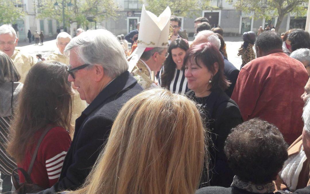 Santarém: Bispo quer que tempo pascal seja marcado pelo «testemunho» dos católicos