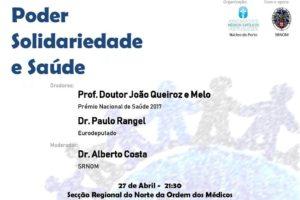 Médicos católicos: Sessão sobre «O Poder, a Solidariedade e a Saúde»