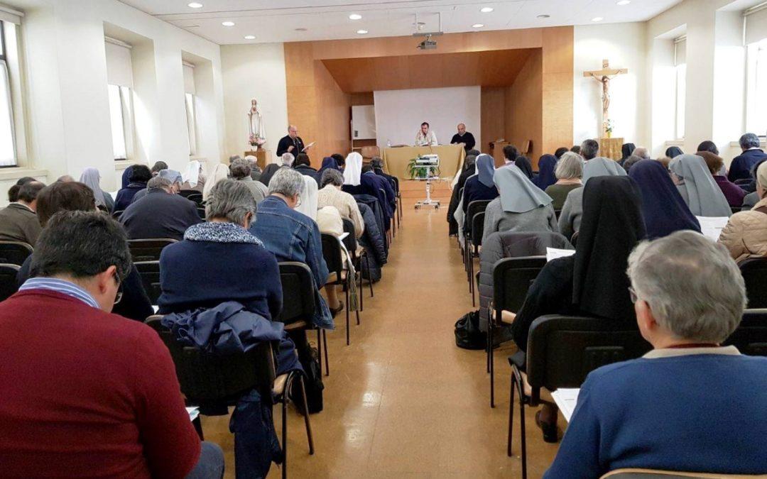 Institutos Religiosos: IMI e proteção de dados marcaram assembleia geral da CIRP