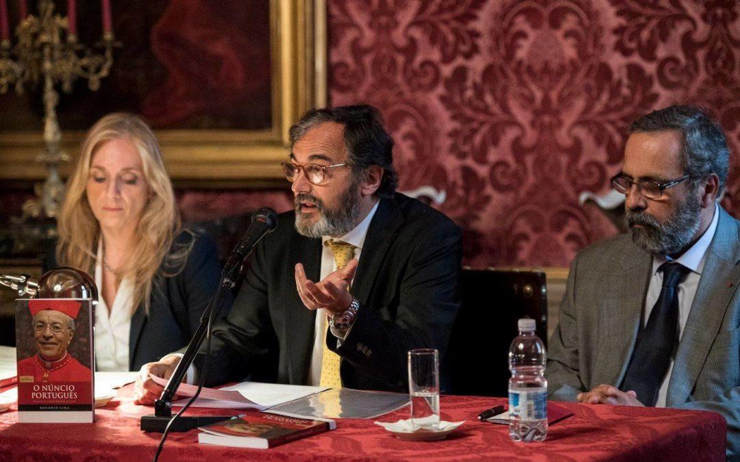 Vaticano: Embaixador junto da Santa Sé deseja maior presença portuguesa