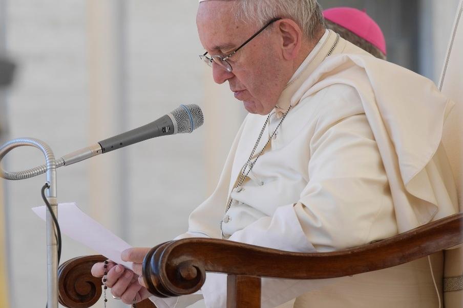 Vaticano: Papa visita santuário mariano e celebra 50 anos do Caminho Neocatecumenal