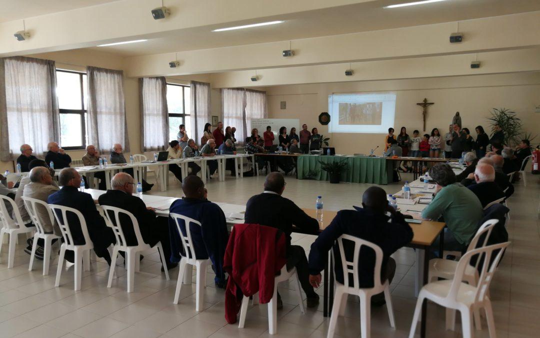 Vida Consagrada: Missionários da Consolata projetam a constituição de uma região única para a Europa