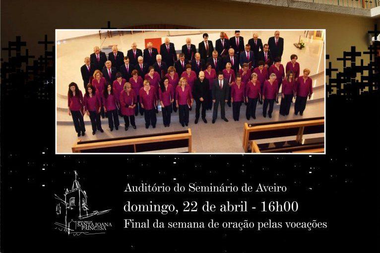 Aveiro: Orfeão de Barrô em concerto solidário pelo seminário