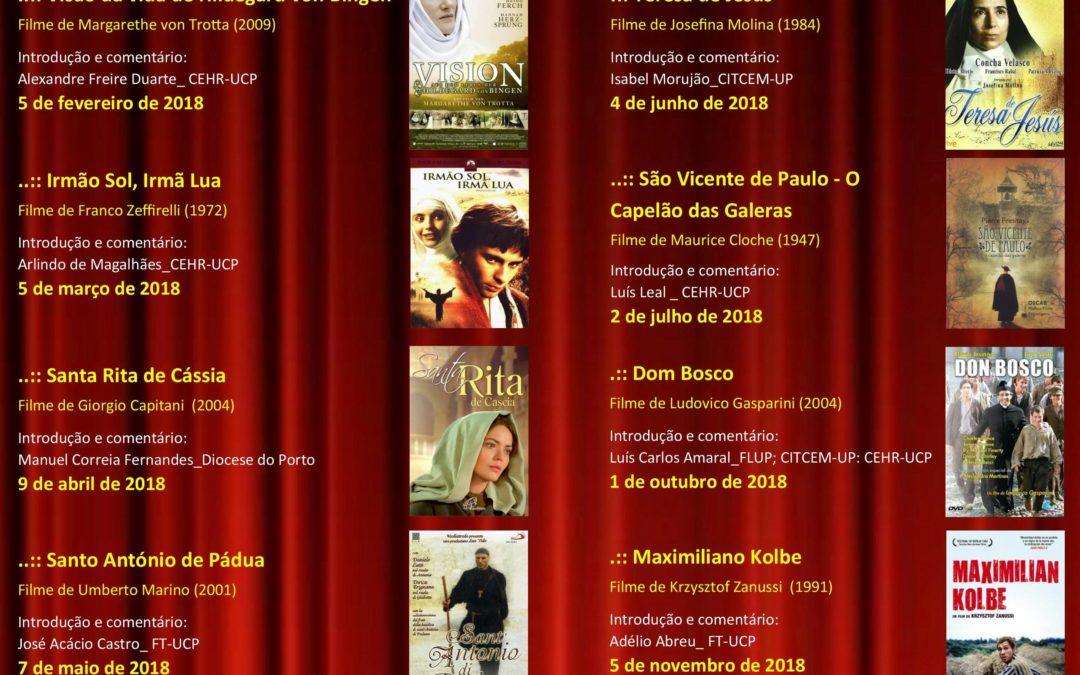 Igreja/Cultura: Ciclos de cinema religioso apresenta olhares sobre «Santidade na História»