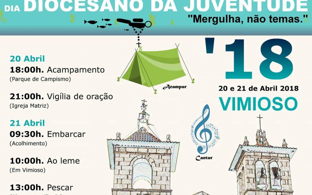 Bragança-Miranda: Dia Diocesano da Juventude convida ao «mergulho»