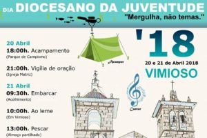 Bragança: Dia Diocesano da Juventude convida ao mergulho em Vimioso