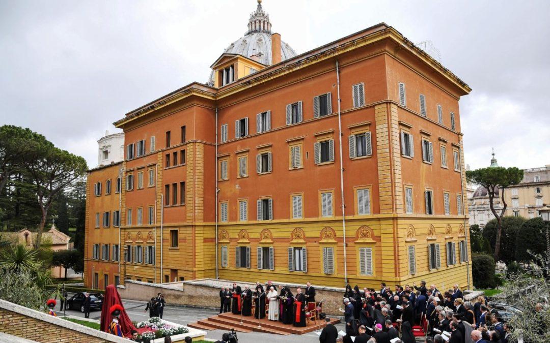 Santa Sé: Papa presidiu a «festa arménia» em homenagem a São Gregório de Narek (c/vídeo)