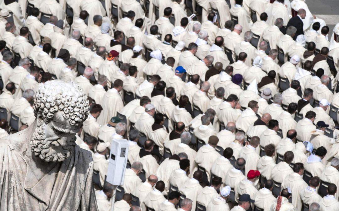 Vaticano: «Igreja não pode, não quer e não deve» criar barreiras a quem procura o perdão – Francisco