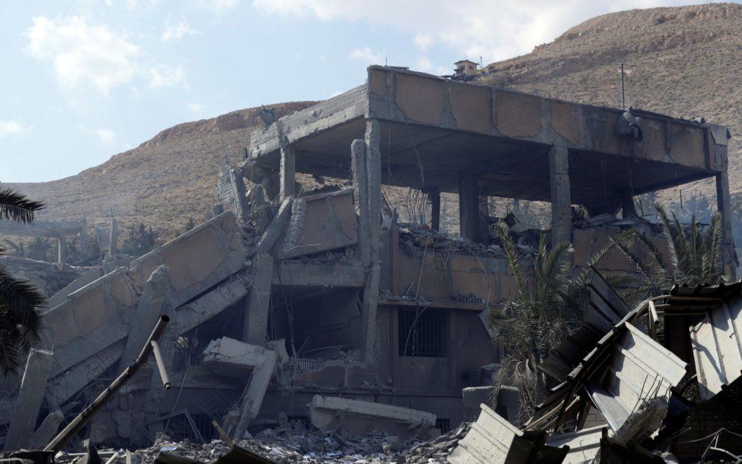 Vaticano: Papa diz-se «profundamente preocupado» com a situação na Síria