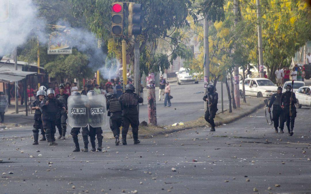 Vaticano: Papa pede fim de violência e do derramamento de sangue na Nicarágua