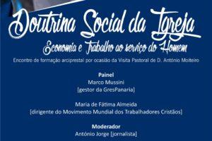 Aveiro: Debate sobre «economia e trabalho ao serviço do homem» @ São Paulo | Brazil