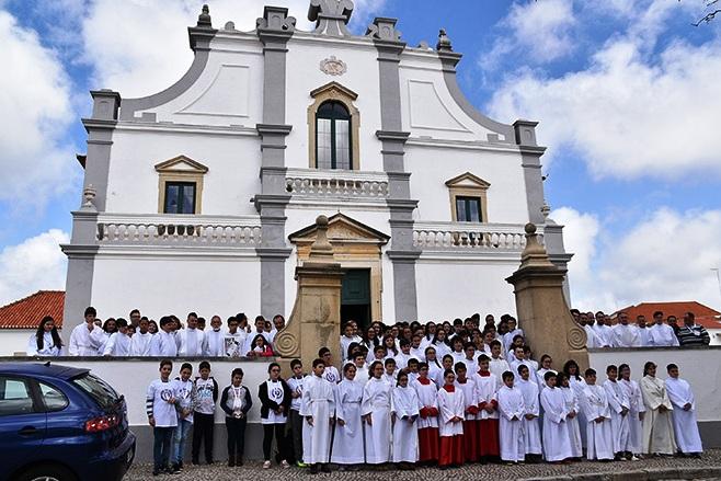 Algarve: Dia do Acólito assinalado com relíquia do padroeiro São Francisco Marto