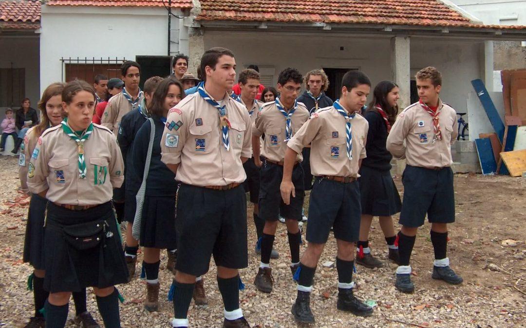 CNE: Milhares de escuteiros portugueses comemoram o seu patrono