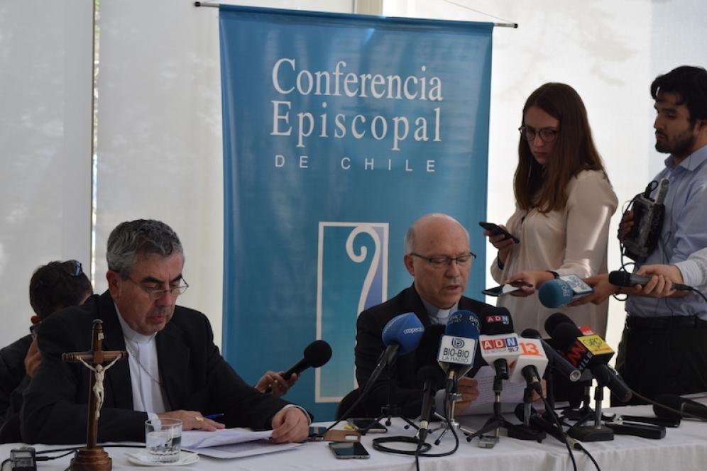 Chile: Papa fala em «vergonha e dor» após receber relatório sobre casos de abusos sexuais