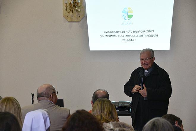 Algarve: Bispo pede que Pastoral Social seja «sinal do amor de Cristo»