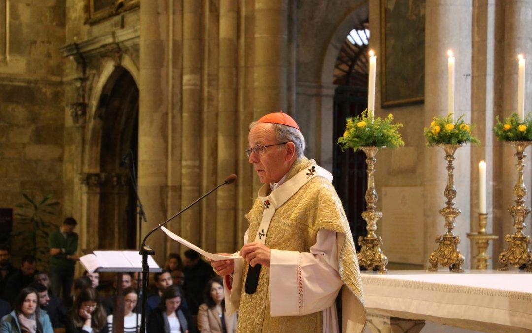 Páscoa: «Se Cristo nos espera, porque demoramos nós?», perguntou cardeal-patriarca de Lisboa