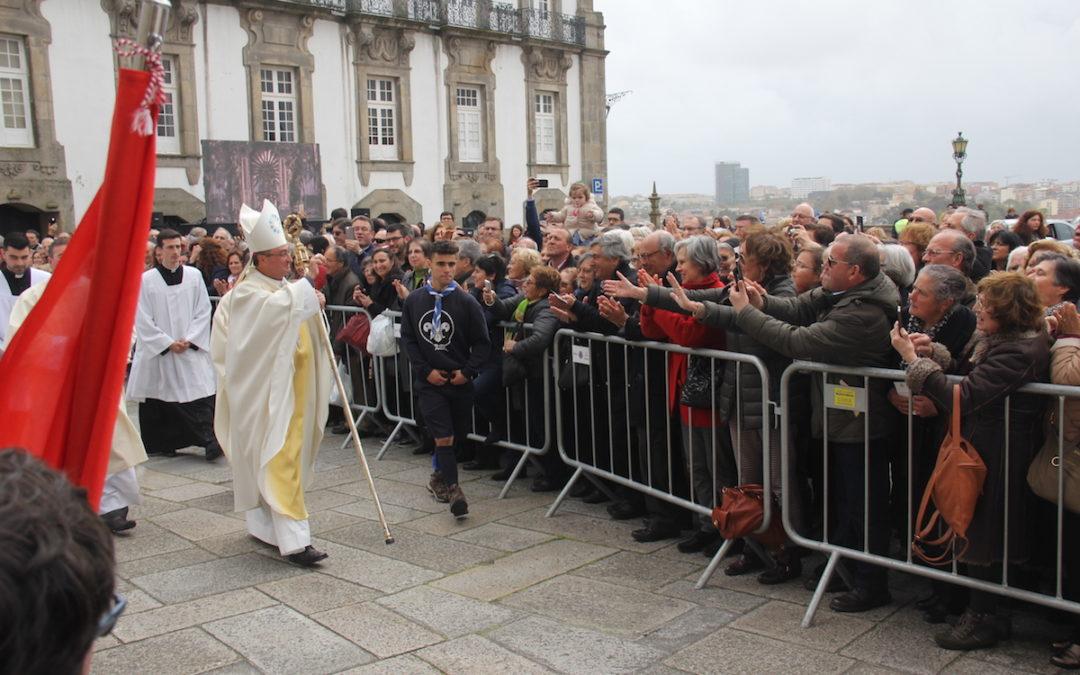 Bispo do Porto: «Que se adapte bem e faça muita coisa pela diocese»