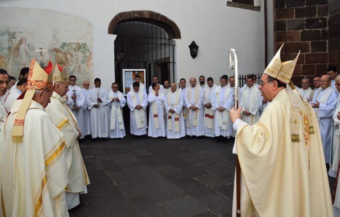 Homilia do bispo do Funchal na Missa Crismal