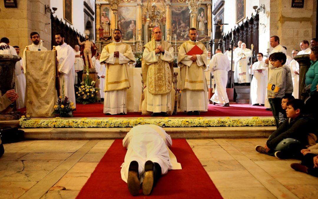 Portalegre-Castelo Branco: Ordenação sacerdotal encerrou jornada dedicada às vocações