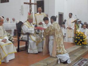 Algarve: Ordenação de sacerdote para a Igreja diocesana