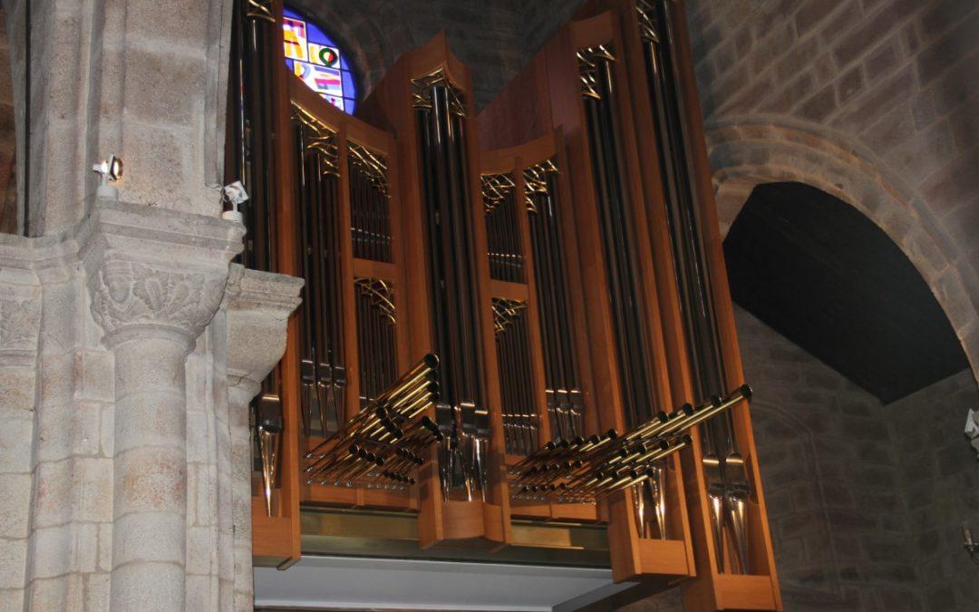 Igreja/Música: Concerto de órgão na Sé de Vila Real