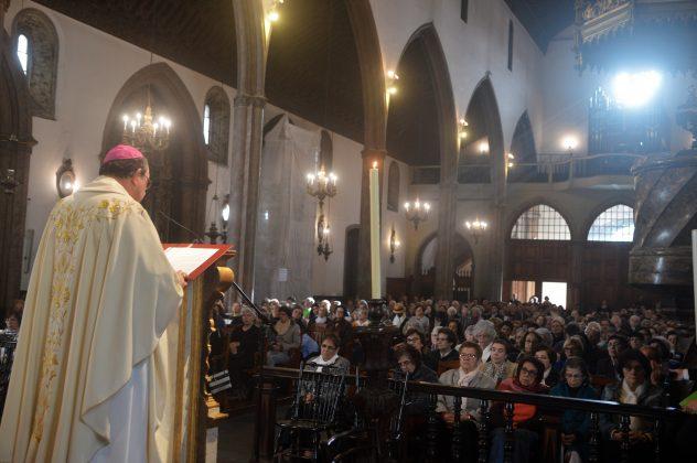 Homilia do bispo do Funchal na Missa Ceia do Senhor