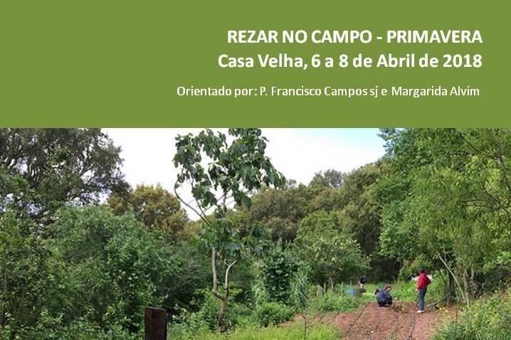Espiritualidade: Iniciativa «Rezar no Campo – Primavera»