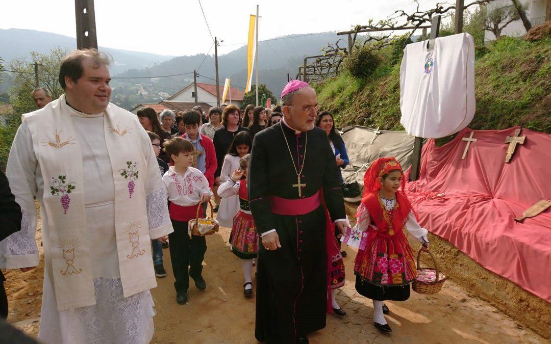 Viana do Castelo: Bispo visitou comunidade de Santa Marinha de Argela