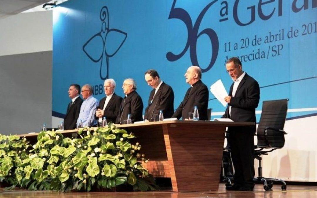Brasil: «Crise» política e social marca assembleia geral dos bispos católicos