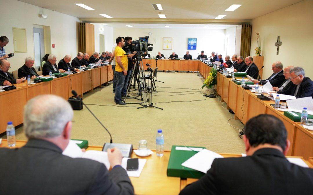 Igreja/Portugal: Assembleia dos bispos católicos analisa Plano de Comunicação Social e regulamento europeu de proteção de dados