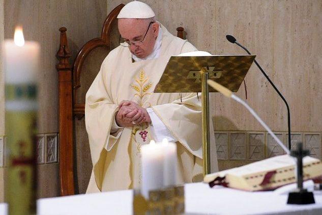 Vaticano: «Igreja precisa dos profetas», diz o Papa