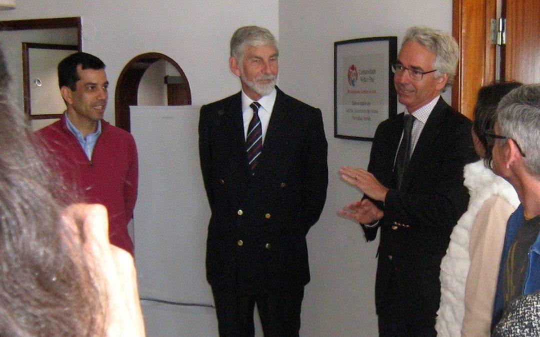 Solidariedade: Comunidade Vida e Paz inaugura nova casa de inserção social em Cascais