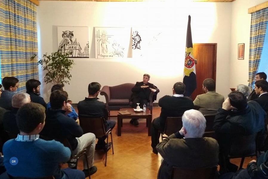 Açores: D. José Avelino Bettencourt abordou na sua terra natal a nova missão como núncio