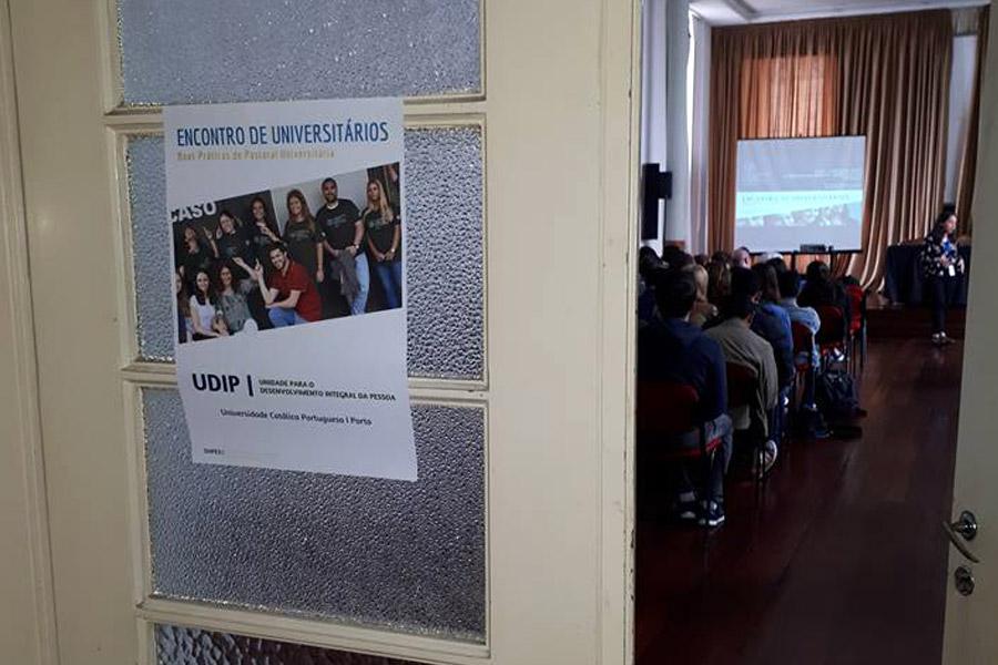 Ensino Superior: Estudantes mostram «boas práticas» na universidade com «marca católica»