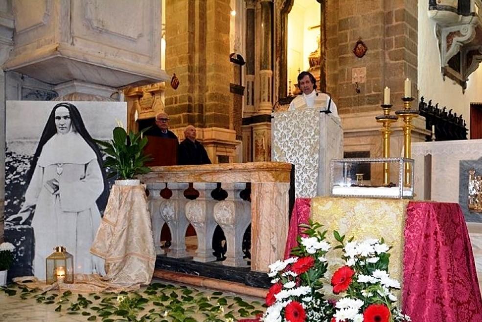 Évora: Campo Maior acolheu relíquias da Beata Maria do Divino Coração