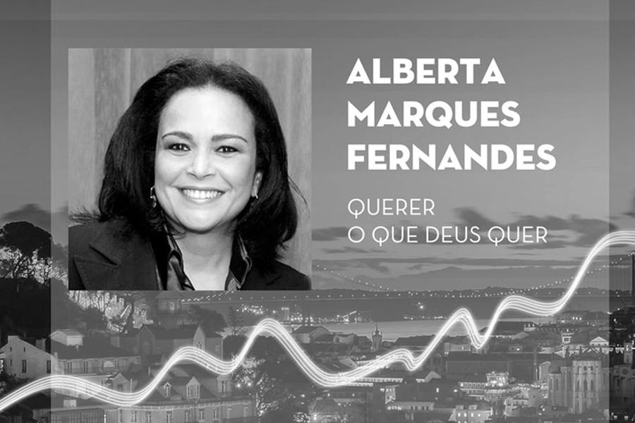 «Deus deixa 'post-its'» – Alberta Marques Fernandes – Emissão 02-04-2018