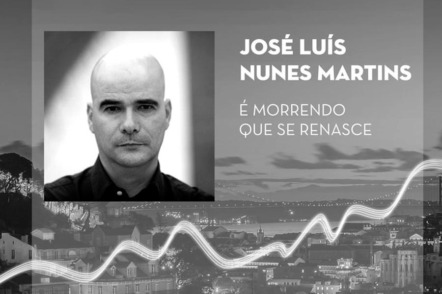 «Iluminar o mundo e fazer a diferença», José Luis Nunes Martins – Emissão 06-04-2018