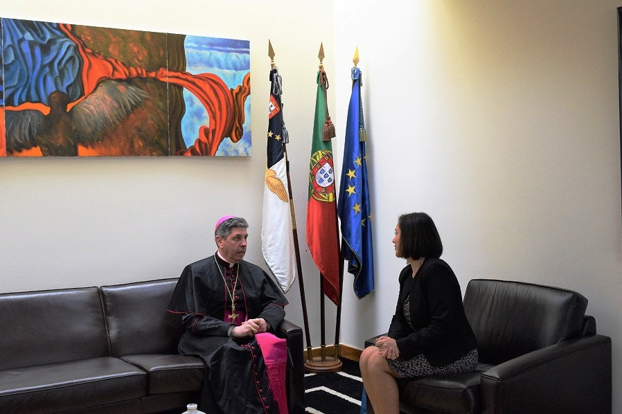 Igreja/Política: Assembleia Legislativa dos Açores aprovou voto de congratulação a D. José Bettencourt