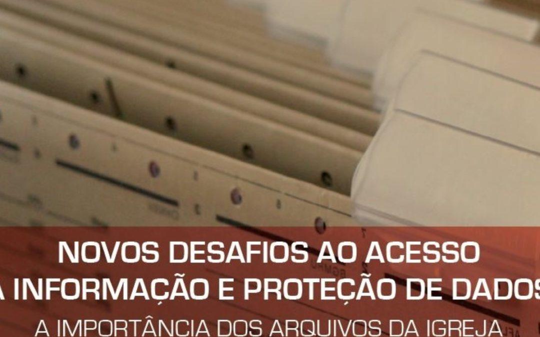 """Lisboa: Instituto de Estudos Avançados em Catolicismo e Globalização promoveu jornada sobre """"a importância dos arquivos da Igreja"""""""