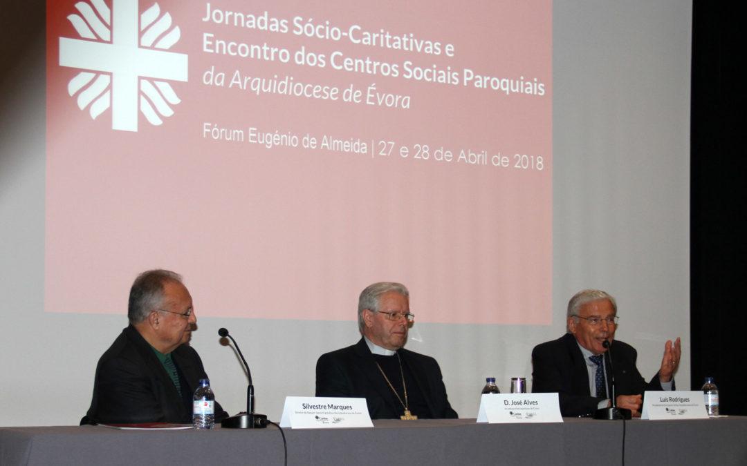 Évora: Arcebispo alertou para questões do envelhecimento demográfico
