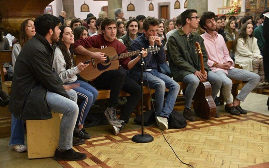 Páscoa: Jovens espanhóis animaram celebrações em Faro