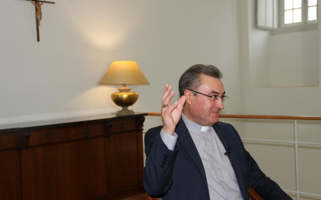 Bispo do Porto: «Tentarei não desmerecer os meus antecessores»