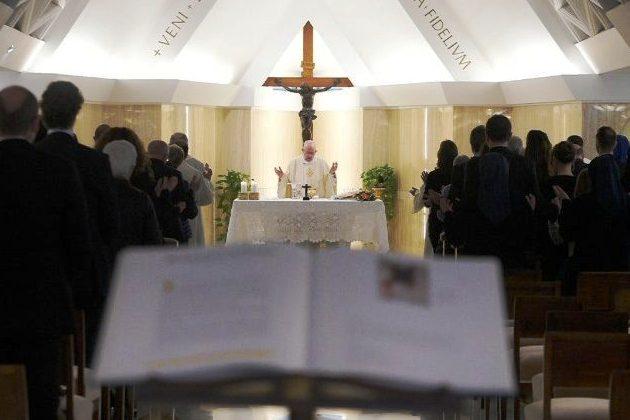 Vaticano: «Não existe uma evangelização de poltrona» – Papa Francisco