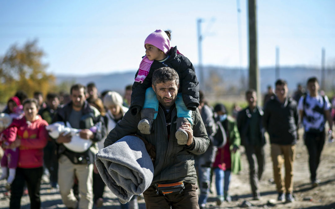 Refugiados: Igreja Católica critica «manipulação» social que tem levado à «hostilidade perante quem chega»