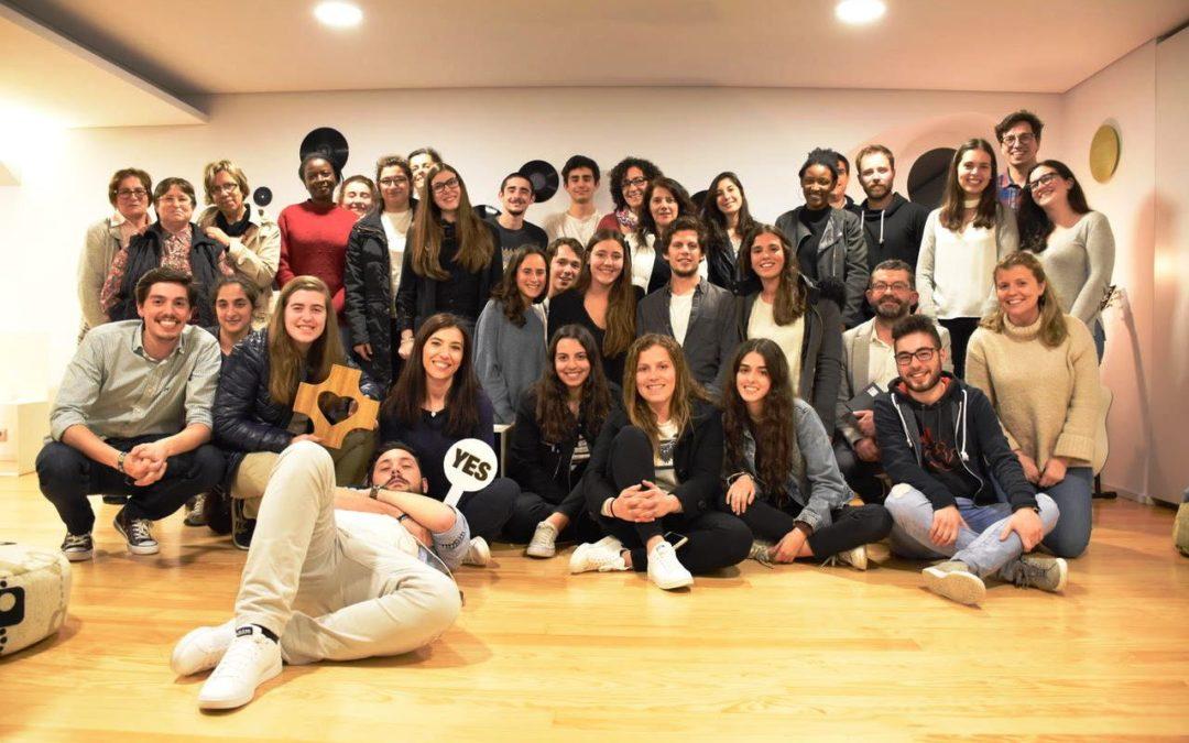Pastoral Universitária: Dehonianos apresentaram «música, como linguagem da vida» com Salvador Seixas