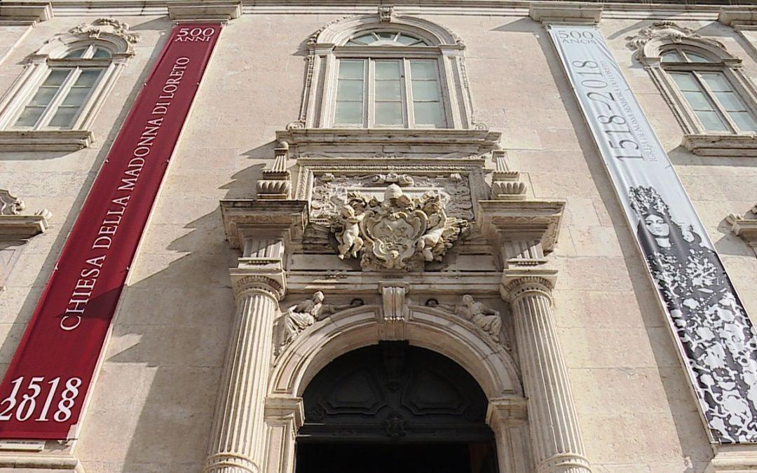 Património: 500 anos da Igreja de Nossa Senhora do Loreto levam festa luso-italiana ao Chiado