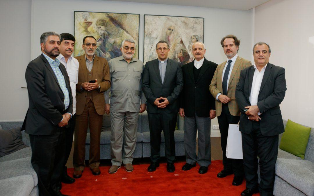 Fátima: Delegação parlamentar do Irão visitou Santuário
