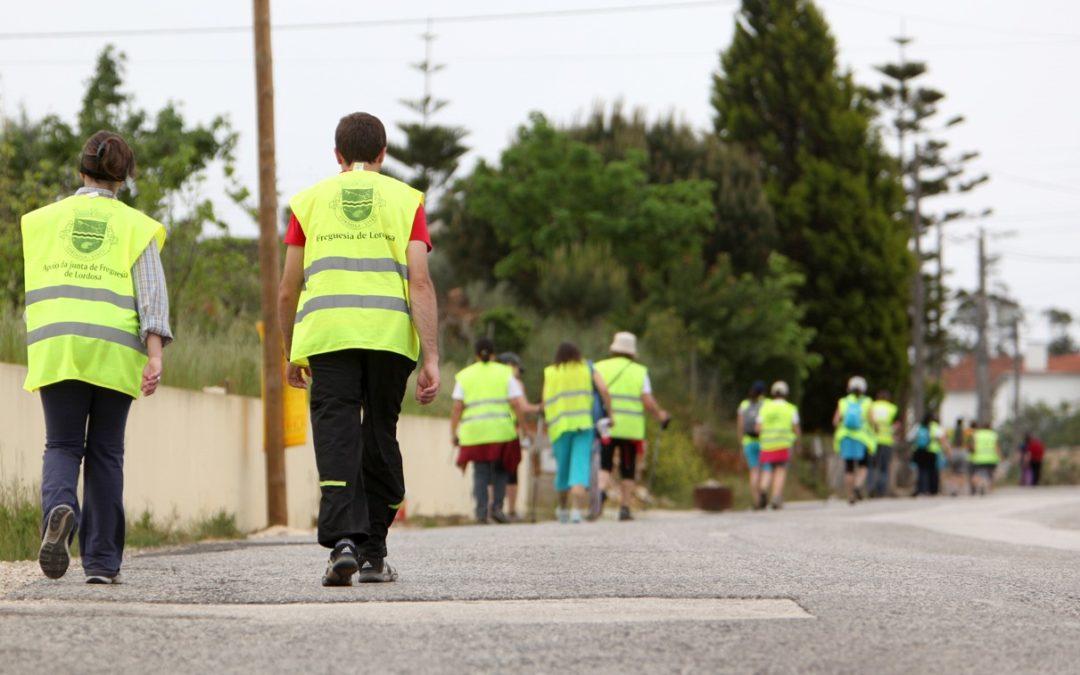 Igreja: 35 mil peregrinos a caminho de Fátima